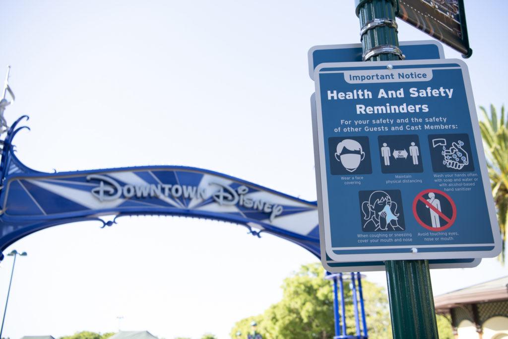 Disneyland Resort – Reapertura de Downtown Disney District en Anaheim, CA