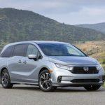 Honda Odyssey de 2021: el minivan más popular de los Estados Unidos viene con renovaciones, incluyendo un recordatorio del asiento trasero con cámara integrada, el primero en la industria