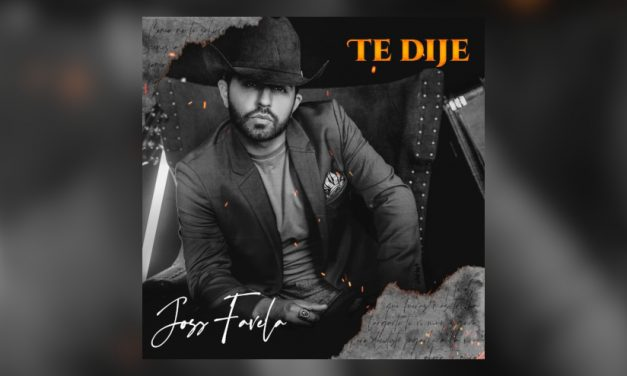 Joss Favela le canta al desamor con su nuevo sencillo «Te dije»