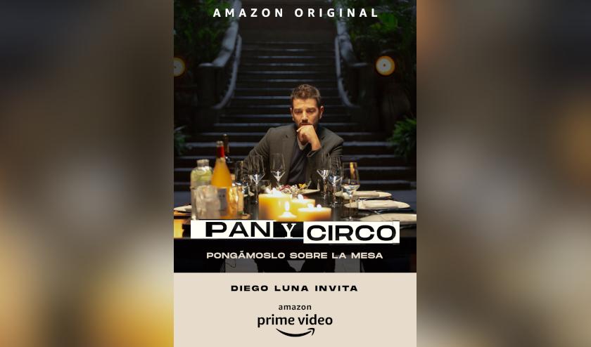 Pan y Circo | Diego Luna te guarda un lugar en la mesa