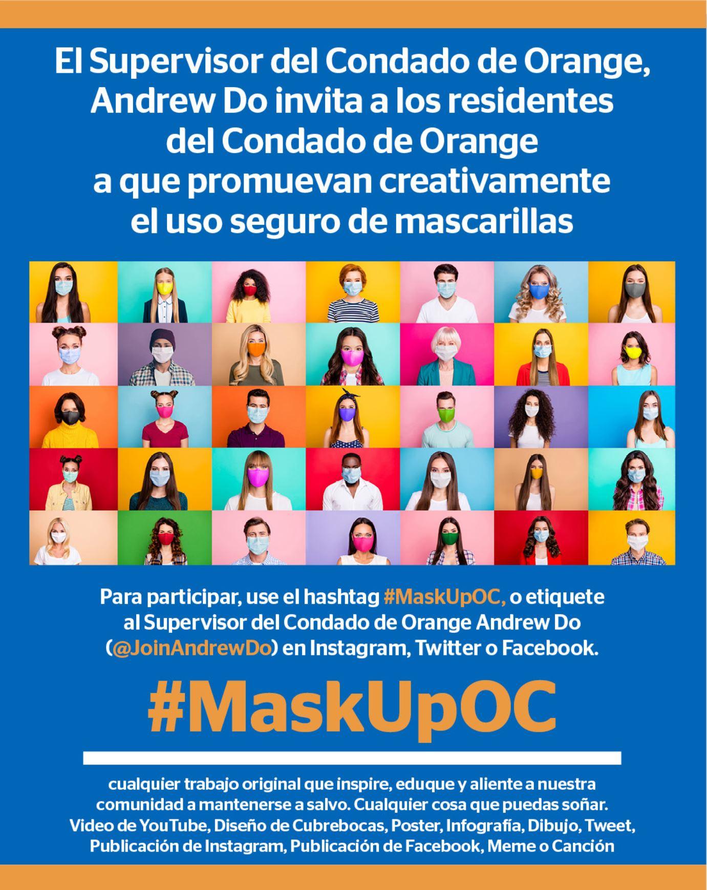 #MaskUpOC