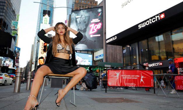 Zoe Garcia, la nueva promesa del modelaje