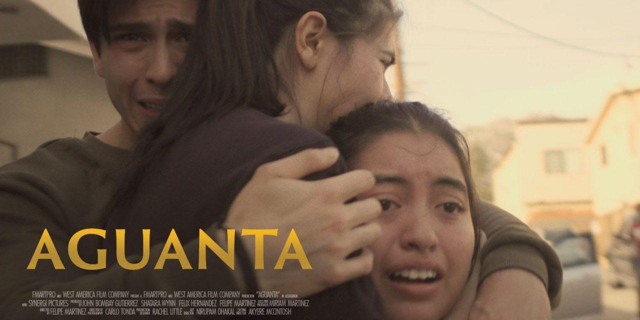 Película Aguanta – ICE y Deportaciones; lo que sufren los Hispanos en USA