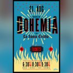 La Santa Cecilia ofrecerá un exclusivo evento virtual titulado «Noche de Bohemia con la Santa Cecilia»