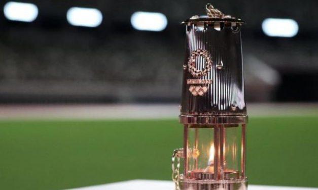 Antorcha de los Juegos Olímpicos de Tokio será exhibida a partir de Septiembre