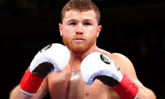 Confirman rival de 'Canelo' Álvarez para su próxima pelea