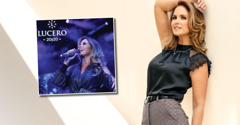 Estrena Lucero 20 y 20, una recopilación musical de su carrera