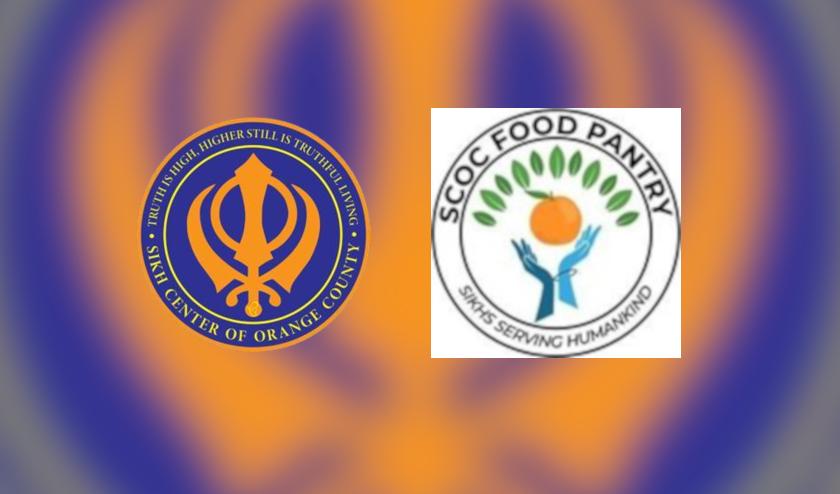 Este fin de semana, la despensa de alimentos del Sikh Center en Santa Ana sirve un millón de comidas a los residentes locales que luchan durante la pandemia
