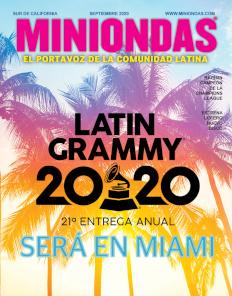 Miniondas Magazine Edición Septiembre 2020