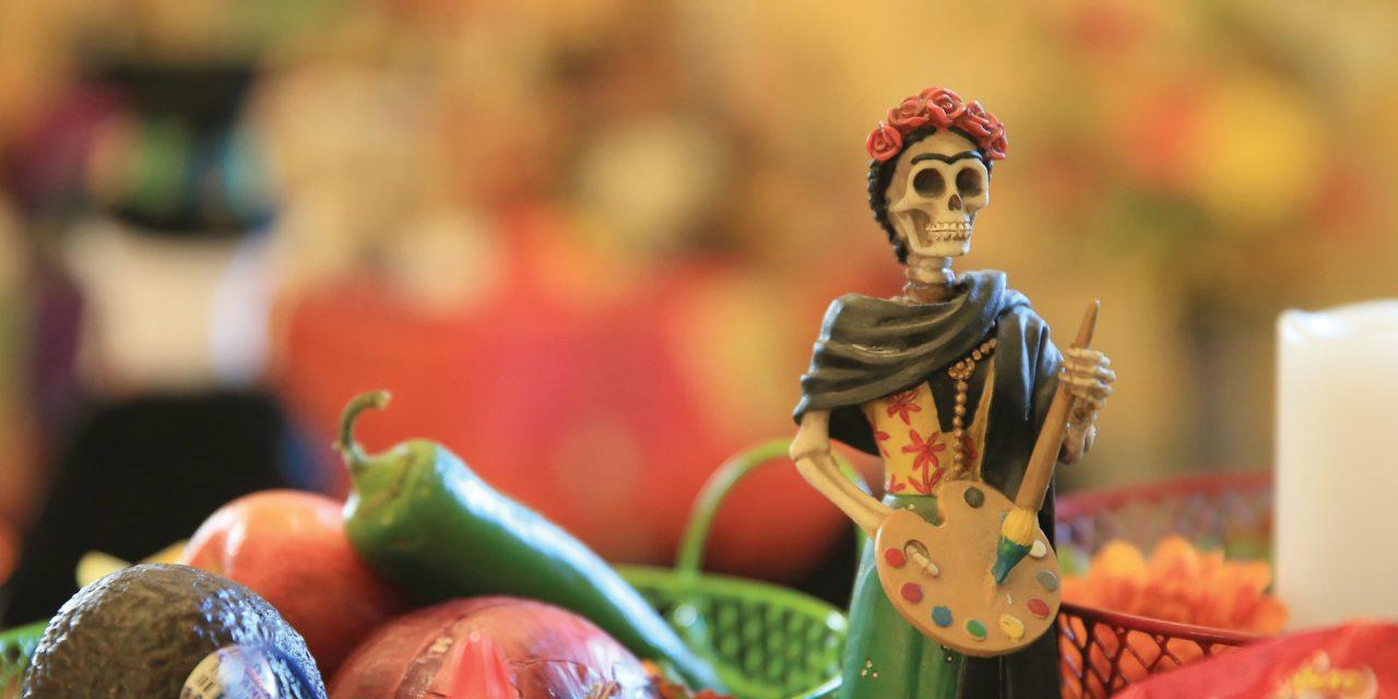 Día de Muertos, una Tradición muy Mexicana