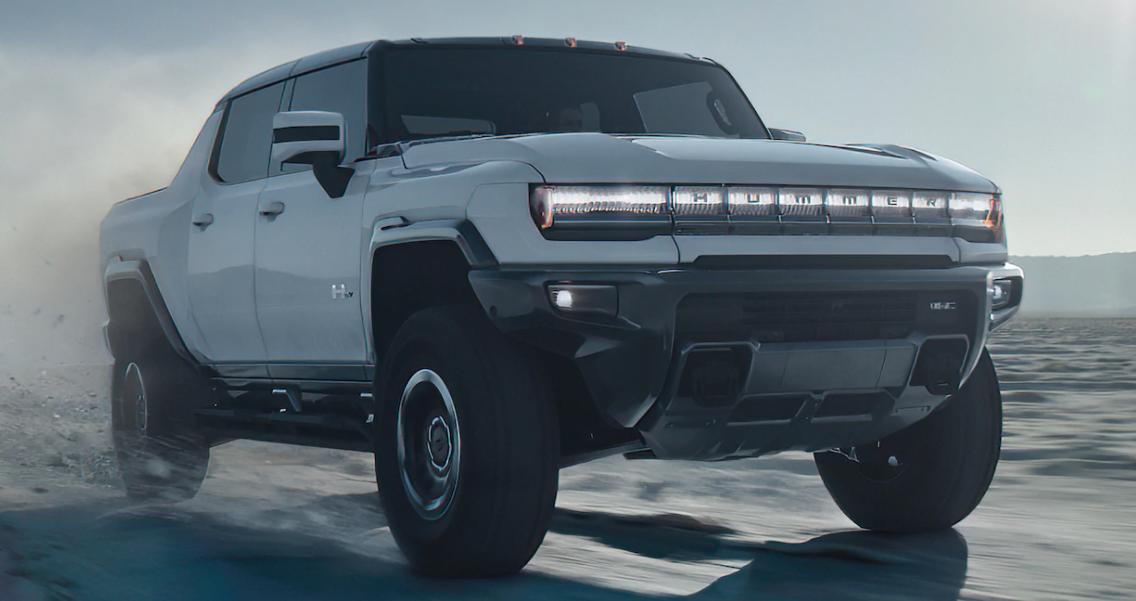 2022 GMC HUMMER EV debuta como «Edition 1»
