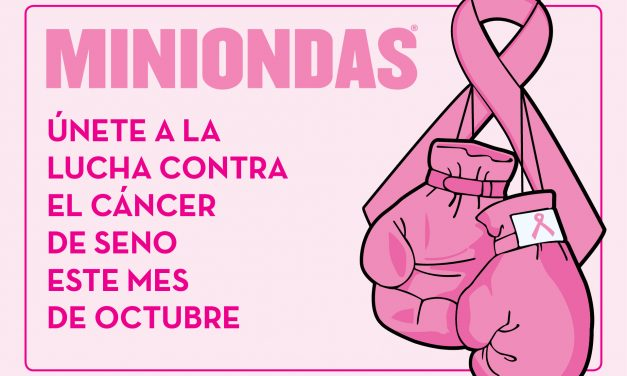 Únete a la lucha contra el cáncer de seno este mes de octubre