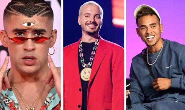 Reggaetón ocupa el trono en los Latin Grammy
