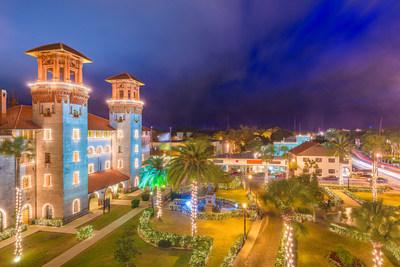 Las Noches de Luces comenzarán más pronto este año en San Agustín