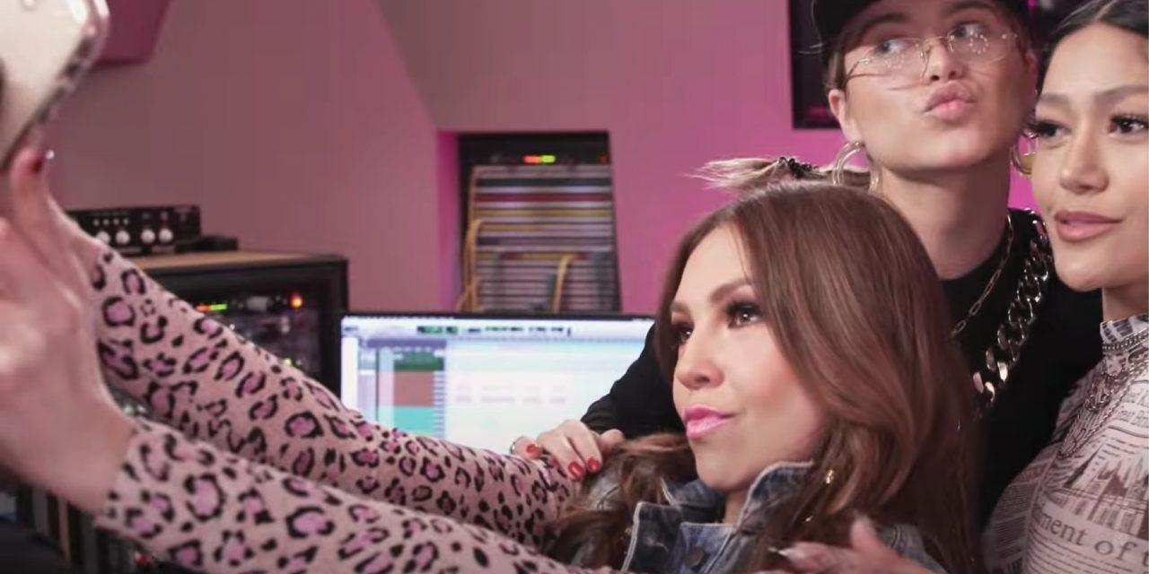 Thalía, Sofía Reyes y Farina lanzaron  la serie 'Latin Music Queens'  en la plataforma Facebook Watch