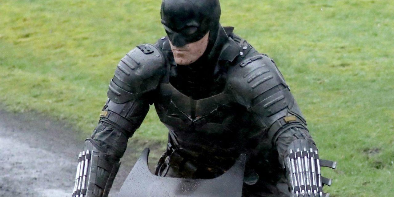 The Batman retoma filmación