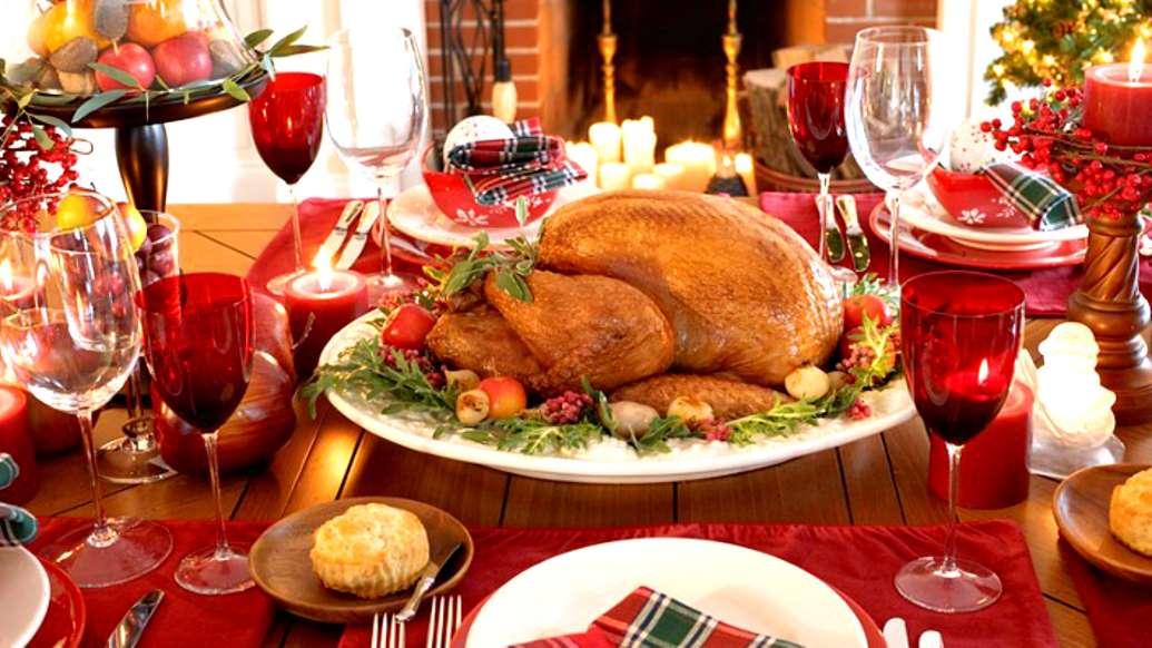 La mejor receta del pavo de Acción de Gracias