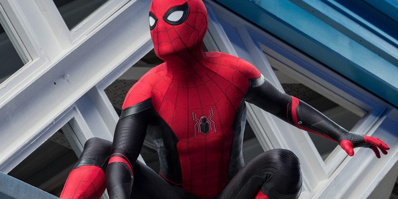 Tom Holland regresa a grabaciones de Spider-Man 3