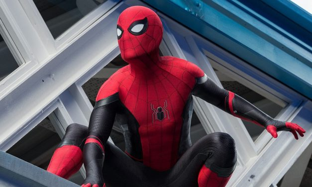Tom Holland regresa a grabaciones de Spider-Man 3