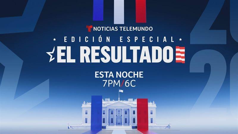 Telemundo presenta «El Resultado» un especial de 1 hora