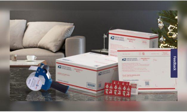 Envíe sus paquetes con anticipación en esta temporada festiva