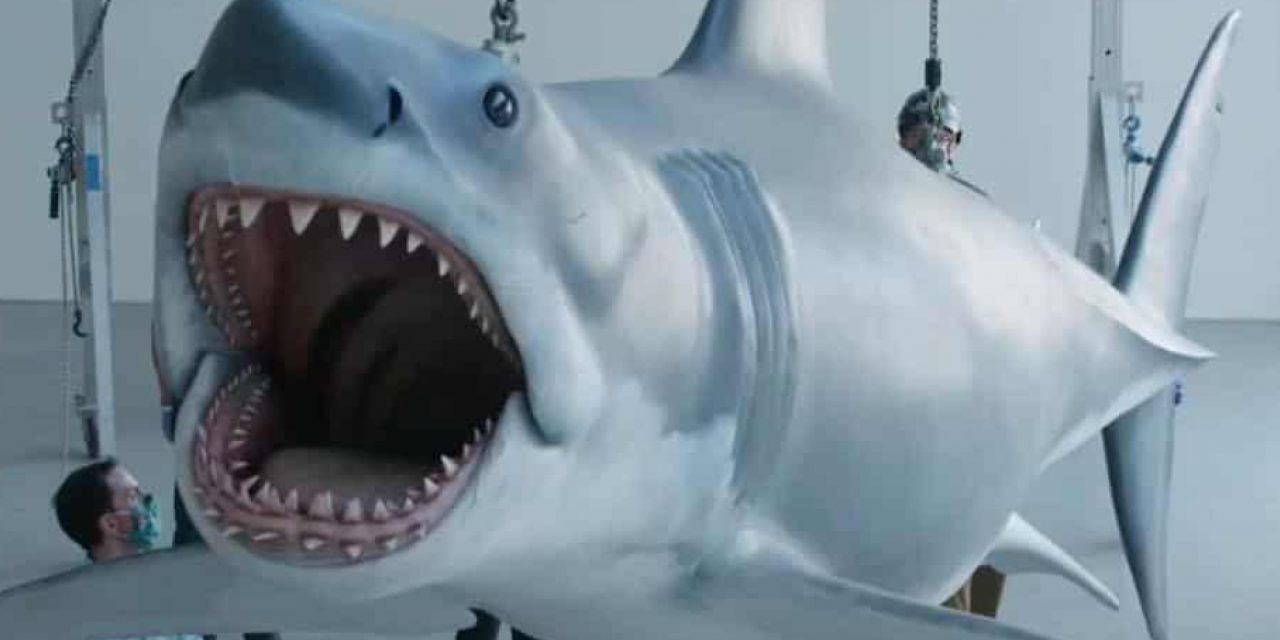 Bruce, de 'Jaws' llega al Museo de Premios Oscar
