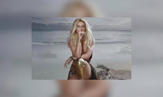 Britney Spears publica inédita canción
