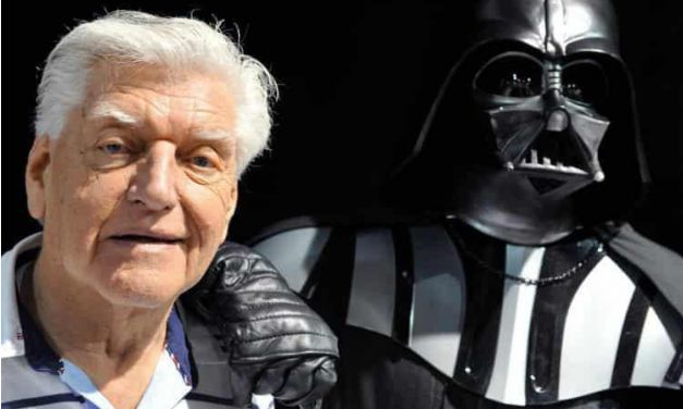 Muere Dave Prowse, quien interpretó a Darth Vader