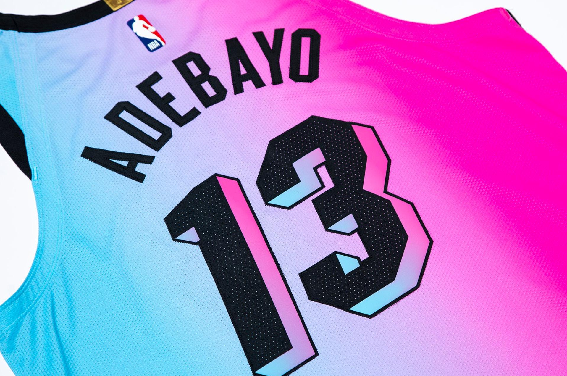 Miami Heat presenta su nuevo jersey «City Edition»