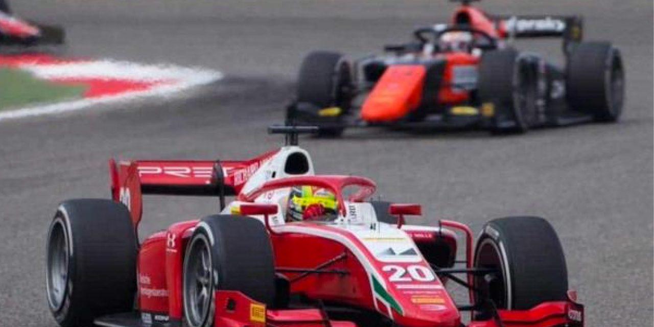 Mick Schumacher debutará en la F1 con Haas en 2021