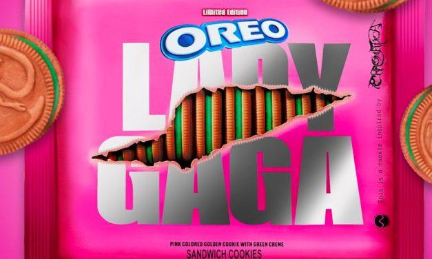 Chromatica: Las nuevas galletas Oreo de Lady Gaga