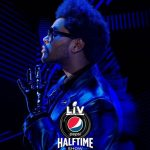 The Weeknd estará en el show del medio tiempo del Super Bowl LV