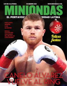 Miniondas Magazine Edición Diciembre 2020
