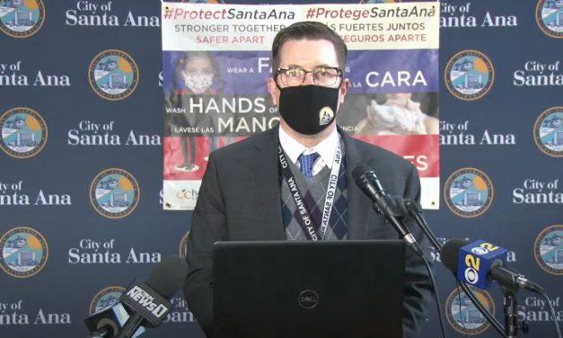 Ciudad de Santa Ana, SAUSD, Latino Health Access lanza la campaña de concientización pública #ProtectSantaAna COVID-19