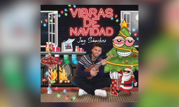 """Regional Mexicano: Jay Sánchez estrena """"Vibras de Navidad"""", una canción perfecta para acompañar las celebraciones de este diciembre en casa."""