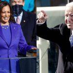 Joe Biden y Kamala Harris: lo que revelaron sus gestos durante la ceremonia de inauguración