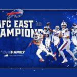 Bills arrollan a Denver y son campeones de la División Este