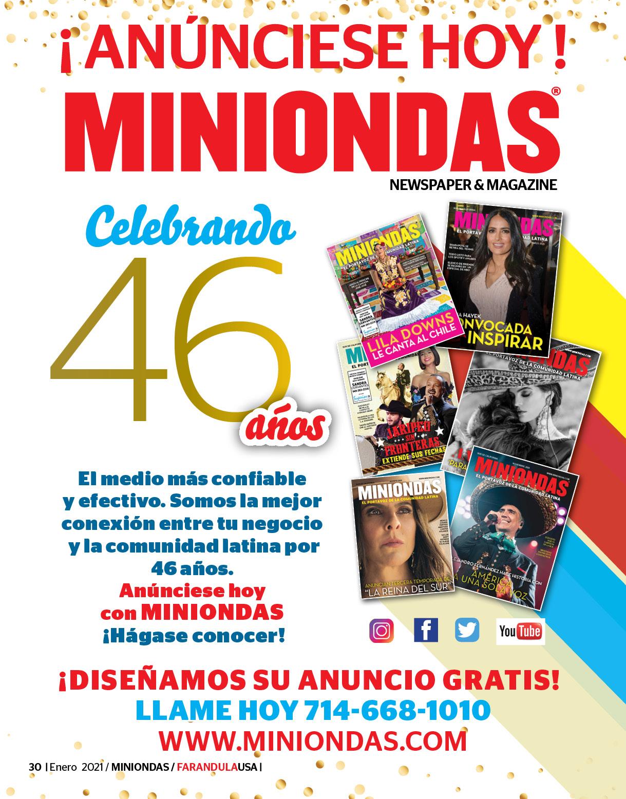 Miniondas Magazine