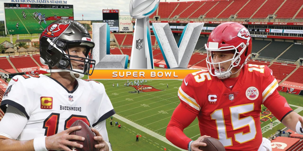 Se define el Super Bowl: Kansas City VS Tampa Bay