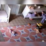 Quedarse en casa por el COVID-19 combinado con el Super Bowl LV, puede significar un peligro para los niños por la caída de muebles y televisores