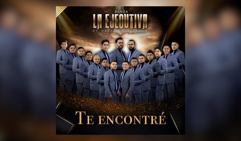 Banda LA Ejecutiva estrena el video oficial de su éxito radial «Te encontré»