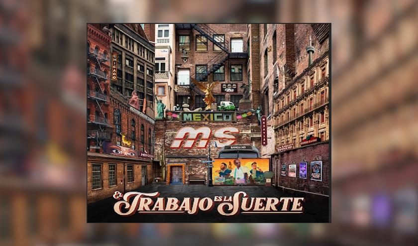 'La Casita' nuevo sencillo de Banda MS