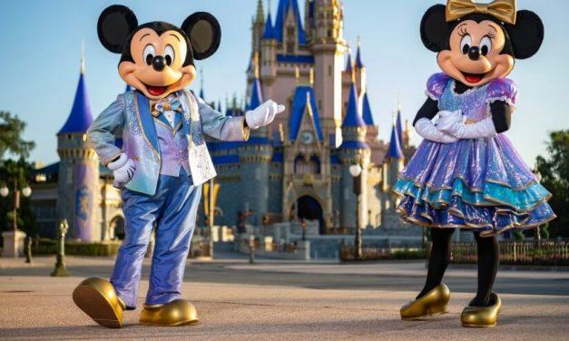 La Celebración Más Mágica del Mundo Comienza el 1 de Octubre en Honor al 50 Aniversario de Walt Disney World Resort