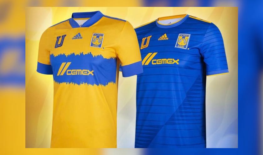 Presentan el nuevo jersey de los Tigres rumbo al Mundial de Clubes