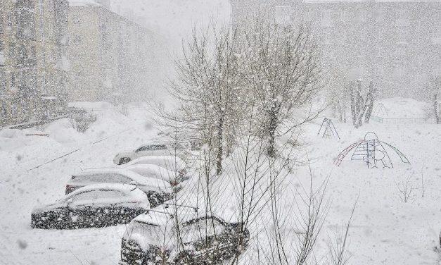 Clima invernal severo afecta a la nación