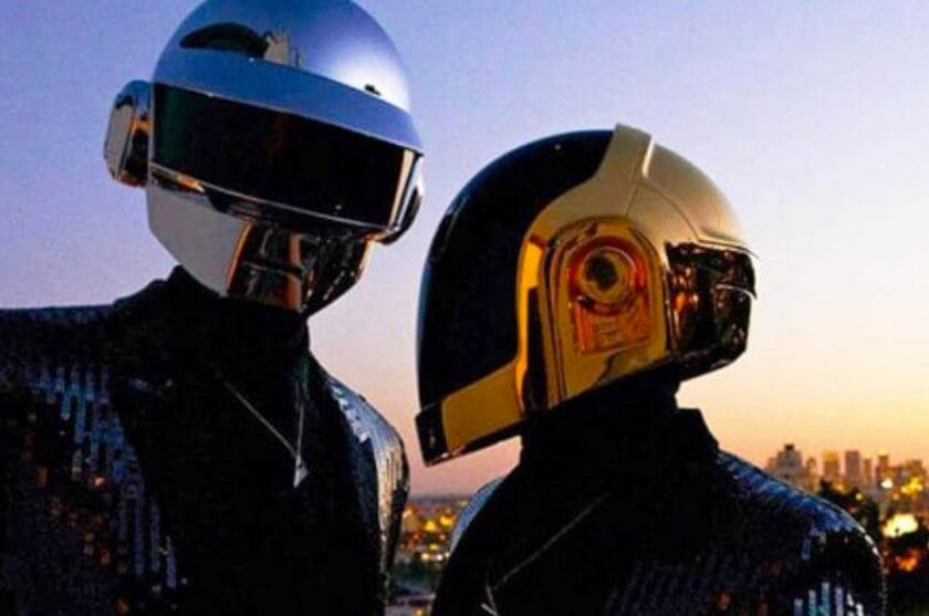 Daft Punk anuncia su separación después de 28 años juntos