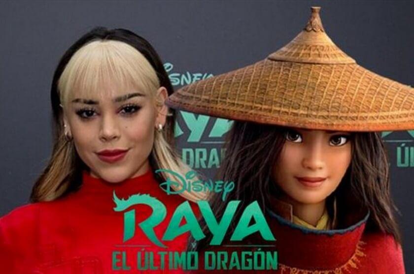 Raya, la nueva princesa con la voz de Danna Paola llega este fin de semana a Disney Plus