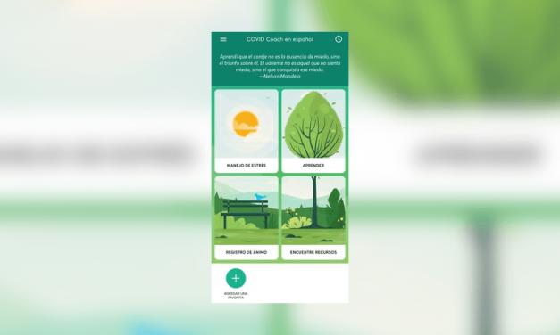 La Alianza Nacional para la Salud de los Hispanos apoya a VA lanza de la aplicación móvil Salud Mental y COVID Coach en español