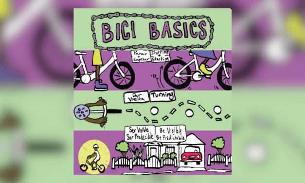 Clases Gratuitas de los Conceptos Básicos de Montar una Bicicleta