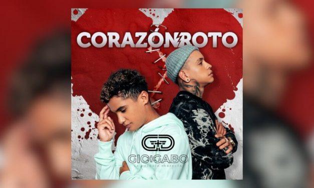 El dúo Gio y Gabo La Melodía Perfecta queda expuesto junto a otros artistas con su nuevo sencillo «Corazón Roto»